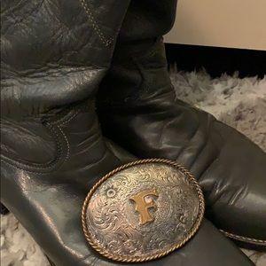 Other - Vintage Montana silversmith belt buckle
